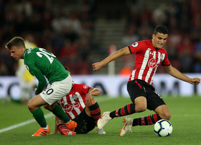 Highlights: Saints 2-2 Brighton