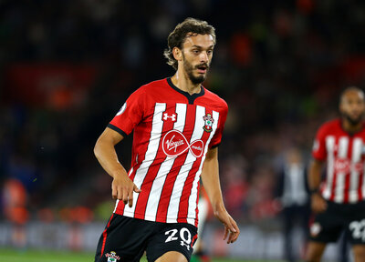 Gabbiadini completes move to Sampdoria
