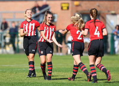 Become Southampton FC Women's mascot