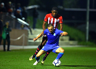 U23 Gallery: Saints 1-1 Porto