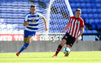 SOUTHAMPTON, ENGLAND - SEPTEMBER 29: Ben Rowthorn (right) during a PL2 U23s match where Reading FC play Southampton FC at Madjeski Stadium on September 29, 2018 in Reading, England. (Photo by James Bridle - Southampton FC/Southampton FC via Getty Images)