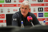 Press conference (part one): Hughes previews Bournemouth trip