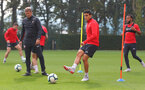 SOUTHAMPTON, ENGLAND - OCTOBER 05: Mohamed Elyounoussi during a Southampton FC training session at the Staplewood Campus on October 5, 2018 in Southampton, England. (Photo by Matt Watson/Southampton FC via Getty Images)