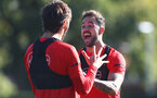 SOUTHAMPTON, ENGLAND - OCTOBER 09: Danny Ings during a Southampton FC training session at the Staplewood Campus on October 9, 2018 in Southampton, England. (Photo by Matt Watson/Southampton FC via Getty Images)
