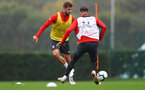 SOUTHAMPTON, ENGLAND - OCTOBER 15: Jack Stephens during a Southampton FC training session at the Staplewood Campus, on October 15, 2018 in Southampton, England. (Photo by Matt Watson/Southampton FC via Getty Images)