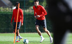 SOUTHAMPTON, ENGLAND - OCTOBER 18: Wesley Hoedt during a Southampton FC training session at the Staplewood Campus on October 18, 2018 in Southampton, England. (Photo by Matt Watson/Southampton FC via Getty Images)