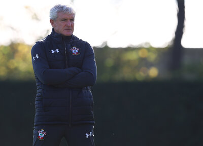 Video: Hughes looks ahead to Bournemouth
