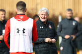 Hughes pleased with preparations