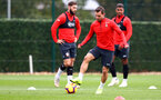 SOUTHAMPTON, ENGLAND - OCTOBER 25: Cedric during a Southampton FC training session at the Staplewood Campus on October 25, 2018 in Southampton, United Kingdom. (Photo by Matt Watson/Southampton FC via Getty Images)