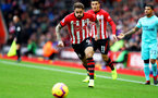 SOUTHAMPTON, ENGLAND - OCTOBER 27: Danny Ings of Southampton during the Premier League match between Southampton FC and Newcastle United at St Mary's Stadium on October 27, 2018 in Southampton, United Kingdom. (Photo by Matt Watson/Southampton FC via Getty Images)