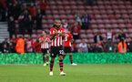 SOUTHAMPTON, ENGLAND - OCTOBER 27: Nathan Redmond of Southampton during the Premier League match between Southampton FC and Newcastle United at St Mary's Stadium on October 27, 2018 in Southampton, United Kingdom. (Photo by Chris Moorhouse/Southampton FC via Getty Images)