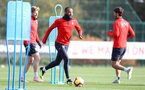 SOUTHAMPTON, ENGLAND - OCTOBER 30: Nathan Redmond during a Southampton FC training session at the Staplewood Campus on October 30, 2018 in Southampton, England. (Photo by Matt Watson/Southampton FC via Getty Images)