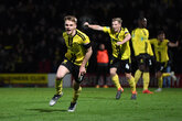 Hesketh fires Burton into cup quarters