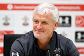 Press conference (part two): Hughes pre-Fulham