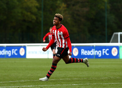 U18 Highlights: Reading 1-3 Saints