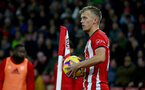 SOUTHAMPTON, ENGLAND - NOVEMBER 10: James Ward-Prowse of Southampton during the Premier League match between Southampton FC and Watford FC at St Mary's Stadium on November 10, 2018 in Southampton, United Kingdom. (Photo by Matt Watson/Southampton FC via Getty Images)