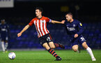 SOUTHEND, ENGLAND - NOVEMBER 14: Thomas OÕConnor (left) during the Checkatrade Trophy match between Southend United and Southampton FC U21s pictured at Roots Hall on November 14, 2018 in Southend, England. (Photo by James Bridle - Southampton FC/Southampton FC via Getty Images) SOUTHEND, ENGLAND - NOVEMBER 14: Thomas O'Connor (left) during the Checkatrade Trophy match between Southend United and Southampton FC U21s pictured at Roots Hall on November 14, 2018 in Southend, England. (Photo by James Bridle - Southampton FC/Southampton FC via Getty Images)