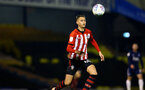 SOUTHEND, ENGLAND - NOVEMBER 14: Will Smallbone of Southampton FC during the Checkatrade Trophy match between Southend United and Southampton FC U21s pictured at Roots Hall on November 14, 2018 in Southend, England. (Photo by James Bridle - Southampton FC/Southampton FC via Getty Images)