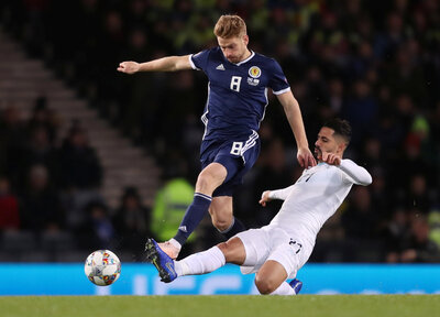 Armstrong stars as Scotland win League group