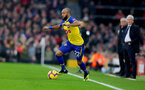 LONDON, ENGLAND - NOVEMBER 24: Nathan Redmond of Southampton during the Premier League match between Fulham FC and Southampton FC at Craven Cottage on November 24, 2018 in London, United Kingdom. (Photo by Matt Watson/Southampton FC via Getty Images)