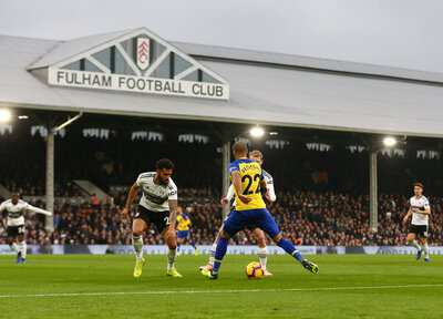 Gallery: Fulham 3-2 Saints