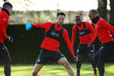 Gallery: Saints prepare for cup action
