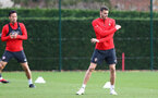SOUTHAMPTON, ENGLAND - NOVEMBER 29: Wesley Hoedt during a Southampton FC training session at the Staplewood Campus on November 29, 2018 in Southampton, England. (Photo by Matt Watson/Southampton FC via Getty Images)