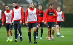 SOUTHAMPTON, ENGLAND - DECEMBER 03: Oriol Romeu during a Southampton FC training session at the Staplewood Campus on December 3, 2018 in Southampton, England. (Photo by Matt Watson/Southampton FC via Getty Images)