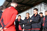 Saints welcome Chinese Football Association to Staplewood