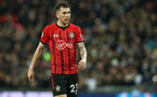 LONDON, ENGLAND - DECEMBER 05: Pierre-Emile Hojbjerg of Southampton during the Premier League match between Tottenham Hotspur and Southampton FC at Tottenham Hotspur Stadium on December 5, 2018 in London, United Kingdom. (Photo by Matt Watson/Southampton FC via Getty Images)