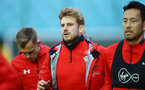 SOUTHAMPTON, ENGLAND - DECEMBER 06: Stuart Armstrong during a Southampton FC training session at the Staplewood Campus on December 6, 2018 in Southampton, England. (Photo by Matt Watson/Southampton FC via Getty Images)