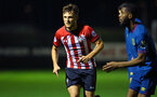 SOUTHAMPTON, ENGLAND - DECEMBER 11: Harry Hamblin (middle) during the U23s Cup match between Southampton FC and West Ham United pictured at Staplewood Training Ground on December 11, 2018 in Southampton England. (Photo by James Bridle - Southampton FC/Southampton FC via Getty Images)