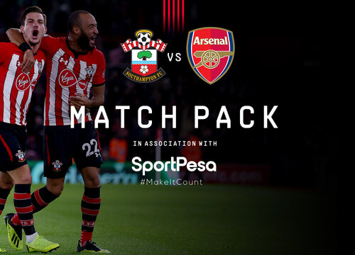 Match Pack: Saints vs Arsenal