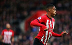 SOUTHAMPTON, ENGLAND - DECEMBER 16: Yan Valery during the Premier League match between Southampton FC and Arsenal FC at St Mary's Stadium on December 15, 2018 in Southampton, United Kingdom. (Photo by Chris Moorhouse/Southampton FC via Getty Images)