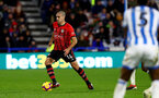HUDDERSFIELD, ENGLAND - DECEMBER 22: Oriol Romeu of Southampton during the Premier League match between Huddersfield Town and Southampton FC at John Smith's Stadium on December 22, 2018 in Huddersfield, United Kingdom. (Photo by Matt Watson/Southampton FC via Getty Images)