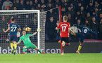 SOUTHAMPTON, ENGLAND - DECEMBER 27:  Felipe Anderson of West Ham United scores during the Premier League match between Southampton FC and West Ham United at St Mary's Stadium on December 27, 2018 in Southampton, United Kingdom. (Photo by Matt Watson/Southampton FC via Getty Images)