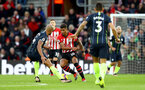 SOUTHAMPTON, ENGLAND - DECEMBER 30:  Mario Lemina of Southampton during the Premier League match between Southampton FC and Manchester City at St Mary's Stadium on December 30, 2018 in Southampton, United Kingdom. (Photo by Matt Watson/Southampton FC via Getty Images)