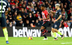 SOUTHAMPTON, ENGLAND - DECEMBER 30:  Kayne Ramsay of Southampton during the Premier League match between Southampton FC and Manchester City at St Mary's Stadium on December 30, 2018 in Southampton, United Kingdom. (Photo by Matt Watson/Southampton FC via Getty Images)