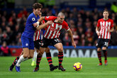 Saints earn a point at Chelsea