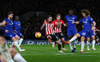 LONDON, ENGLAND - JANUARY 02: Danny Ings of Southampton during the Premier League match between Chelsea FC and Southampton FC at Stamford Bridge on January 02, 2019 in London, United Kingdom. (Photo by Matt Watson/Southampton FC via Getty Images)