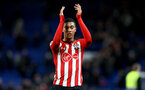 LONDON, ENGLAND - JANUARY 02: Yan Valery of Southampton during the Premier League match between Chelsea FC and Southampton FC at Stamford Bridge on January 02, 2019 in London, United Kingdom. (Photo by Matt Watson/Southampton FC via Getty Images)