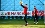 SOUTHAMPTON, ENGLAND - JANUARY 08: Harry Lewis during a Southampton FC training session at the Staplewood Campus on January 08, 2019 in Southampton, England. (Photo by Matt Watson/Southampton FC via Getty Images)