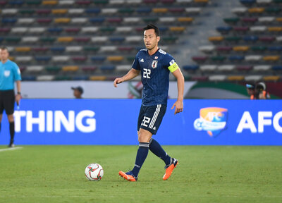 Yoshida captains Japan to second victory at Asia Cup