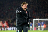 Video: Hasenhüttl delighted by Everton performance