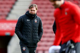 Hasenhüttl: We are showing the right mentality