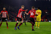 Gallery: Saints 1-1 Crystal Palace