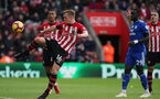 SOUTHAMPTON, ENGLAND - FEBRUARY 09: James Ward-Prowse during the Premier League match between Southampton FC and Cardiff City at St Mary's Stadium on February 9, 2019 in Southampton, United Kingdom. (Photo by Chris Moorhouse/Southampton FC via Getty Images)
