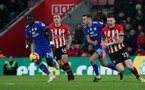 SOUTHAMPTON, ENGLAND - FEBRUARY 09: Pierre-Emile Hojbjerg during the Premier League match between Southampton FC and Cardiff City at St Mary's Stadium on February 9, 2019 in Southampton, United Kingdom. (Photo by Chris Moorhouse/Southampton FC via Getty Images)