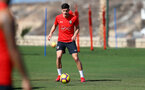 TENERIFE, SPAIN - FEBRUARY 12: Alfie Jones on day 2 of Southampton FC's winter training Camp, on February 12, 2019 in Tenerife, Spain. (Photo by Matt Watson/Southampton FC via Getty Images)