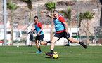 TENERIFE, SPAIN - FEBRUARY 13: Oriol Romeu on day 3 of Southampton FC's winter training camp on February 13, 2019 in Tenerife, Spain. (Photo by Matt Watson/Southampton FC via Getty Images)